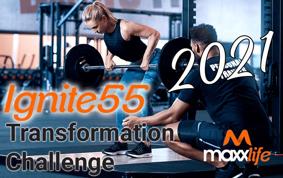 Ignite55 Starting May 2021